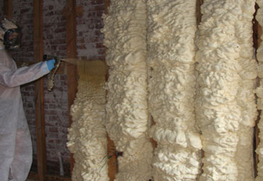 Types of Spray Foam in Tulsa