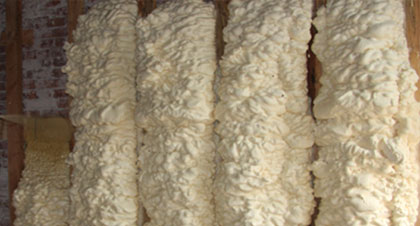 open-cell spray foam for Tulsa applications