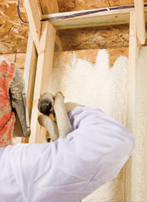 Tulsa Spray Foam Insulation Services and Benefits